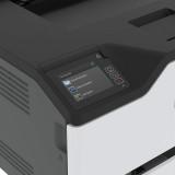 Imprimanta laser color Lexmark C3426dw, Dimensiune: A4 ,Viteza mono/color:26 ppm/ 26 ppm , Rezolutie:600x600 dpi Procesor:1 GHz , Memorie standard/maxim: 512 MB/ 512 MB , Limbaje de printare: PCL 5, PCLm, PCL 6 Emulation, Emulare PostScript 3, Alimentare cu hartie standard/maxim: 250 coli/ 250 coli - imaginea 2