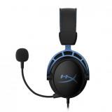 Casti cu microfon Kingston HyperX Cloud Alpha S, albastru - imaginea 2