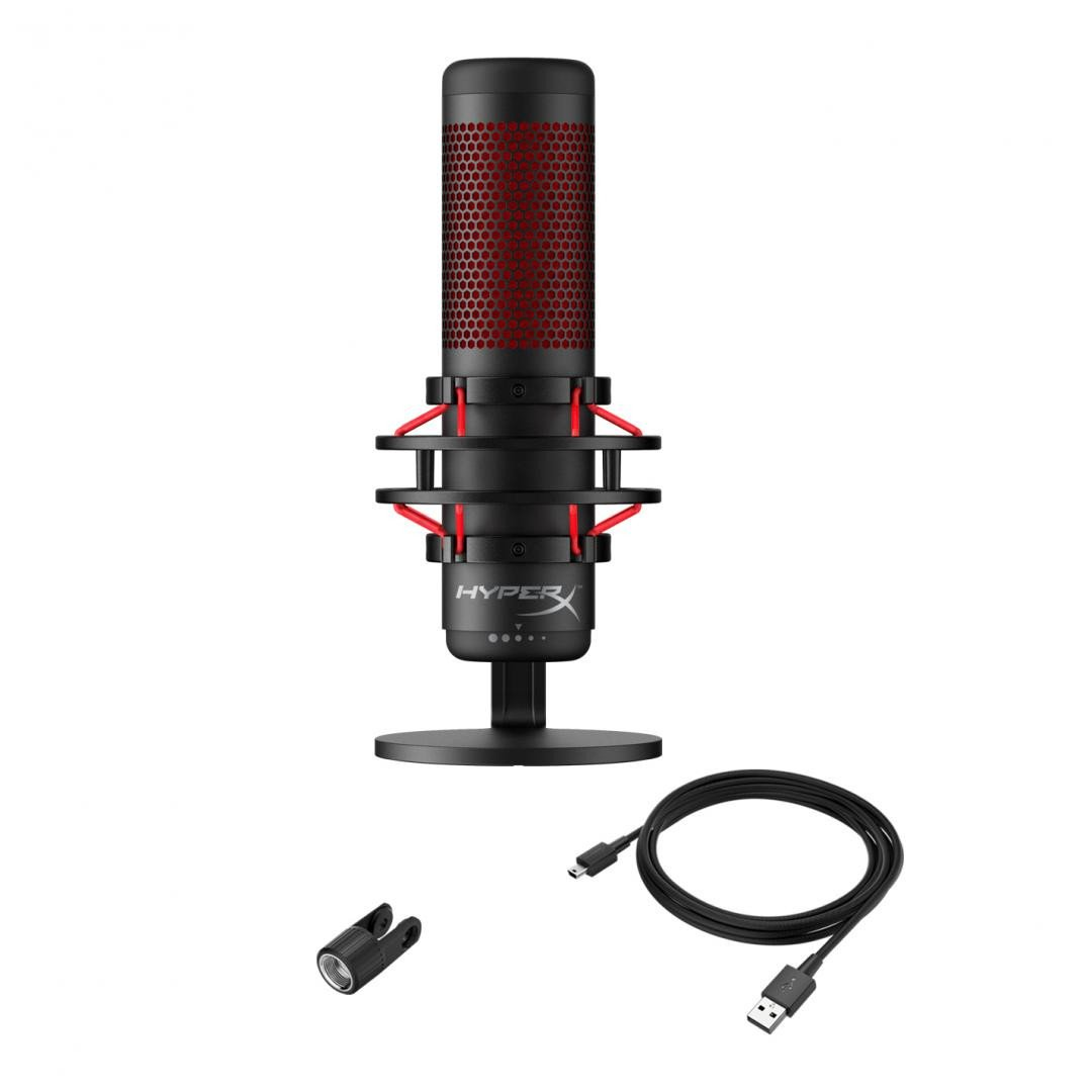 Microfon Kingston, HyperX HyperX QuadCast - imaginea 1