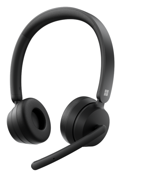 Casti Microsoft Modern, wireless, negru - imaginea 1
