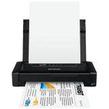 Imprimanta inkjet color portabila Epson WF-100W, dimensiune A4, viteza 7ppm alb-negru, 4ppm color, rezolutie 5760x1440 dpi, alimentare hartie 20 coli, interfata USB2.0, Wireless,  Wi-Fi Direct, PictBridge, Google Cloud Print, Air Print, Epson Connect (iPrint, Email Print, Remote Print Driver) - imaginea 2