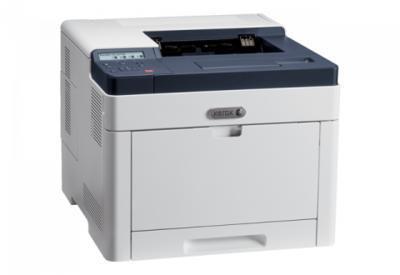 Imprimanta laser color Xerox Phaser 6510V_DN, dimensiune A4, duplex, viteza max 28ppm alb-negru si color, rezolutie 1200x2400dpi, procesor 733 MHz, memorie 1GB RAM, alimentare hartie 250 coli + tava manuala 50 coli, limbaj de printare: Adobe PostScript 3, PCL 5e, 6, PDF, TIFF, volum de printare max - imaginea 1