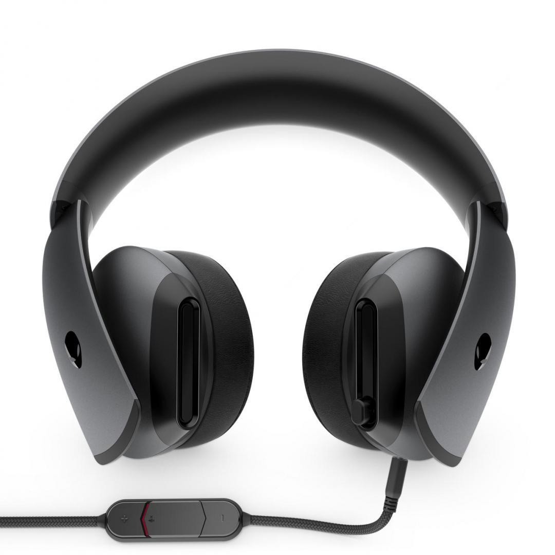Casti Dell Headset Alienware Gaming AW510H, negru - imaginea 3