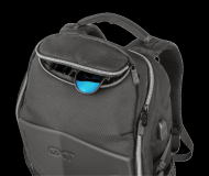 """Rucsac Trust GXT 1255 Outlaw Gaming Backpack 15.6"""" Black - imaginea 5"""