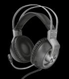 Casti cu microfon Trust GXT 430 Ironn Gaming, negru - imaginea 1