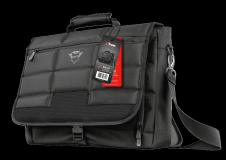 "Geanta GXT1270 Bullet Messenger Bag 15.6"" Black - imaginea 13"