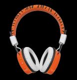 Casti cu microfon Trust Comi Bluetooth Wireless Kids Headphones Orange - imaginea 4