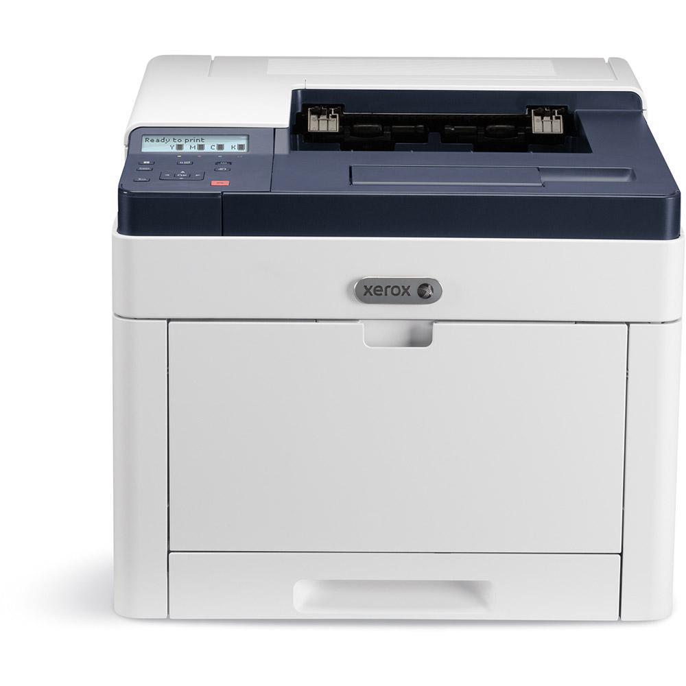 Imprimanta laser color Xerox Phaser 6510V_N, dimensiune A4, viteza max 28ppm alb-negru si color, rezolutie 1200x2400dpi, procesor 733 MHz, memorie 1GB RAM, alimentare hartie 250 coli + tava manuala 50 coli, limbaj de printare: Adobe PostScript 3, PCL 5e, 6, PDF, TIFF, volum de printare max 50000 - imaginea 1