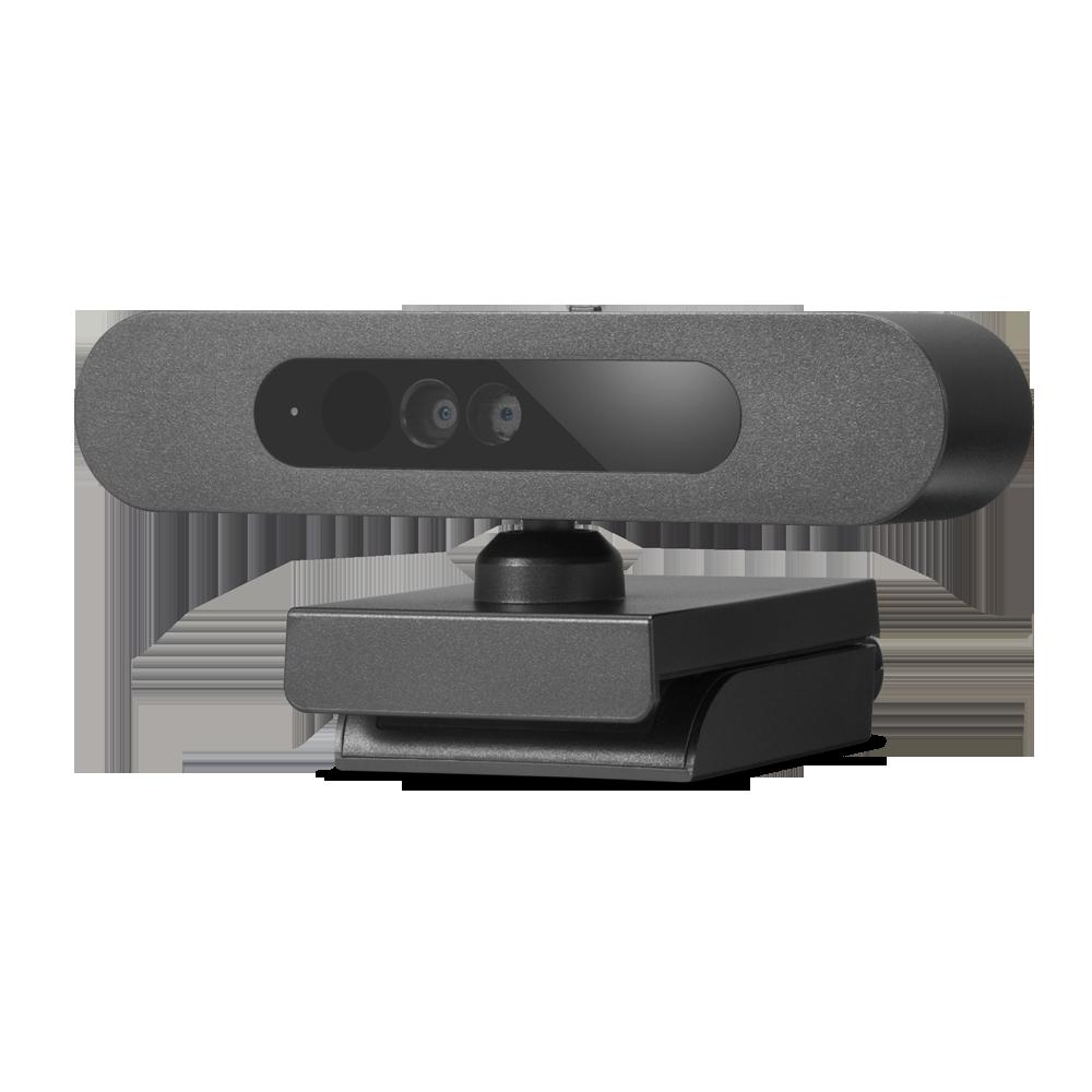 Camera Web Lenovo 500 FHD, Wired, Power Input 5 V, 900 mA, 107 x 63 x 50.4mm, 123 g w/o USB Cable, Black - imaginea 3
