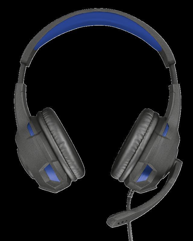 Casti cu microfon Trust GXT 307B Ravu Gaming PS4, negru - imaginea 1