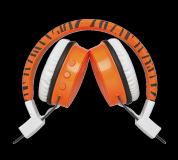 Casti cu microfon Trust Comi Bluetooth Wireless Kids Headphones Orange - imaginea 2