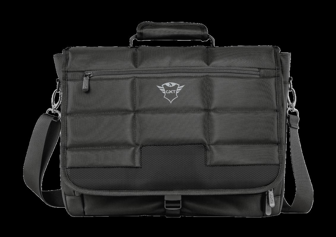 "Geanta GXT1270 Bullet Messenger Bag 15.6"" Black - imaginea 1"