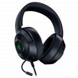 Casti cu microfon Razer Kraken X USB 7.1 Surround Sound, negru