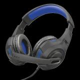 Casti cu microfon Trust GXT 307B Ravu Gaming PS4, negru - imaginea 2