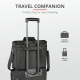 "Geanta GXT1270 Bullet Messenger Bag 15.6"" Black - imaginea 5"