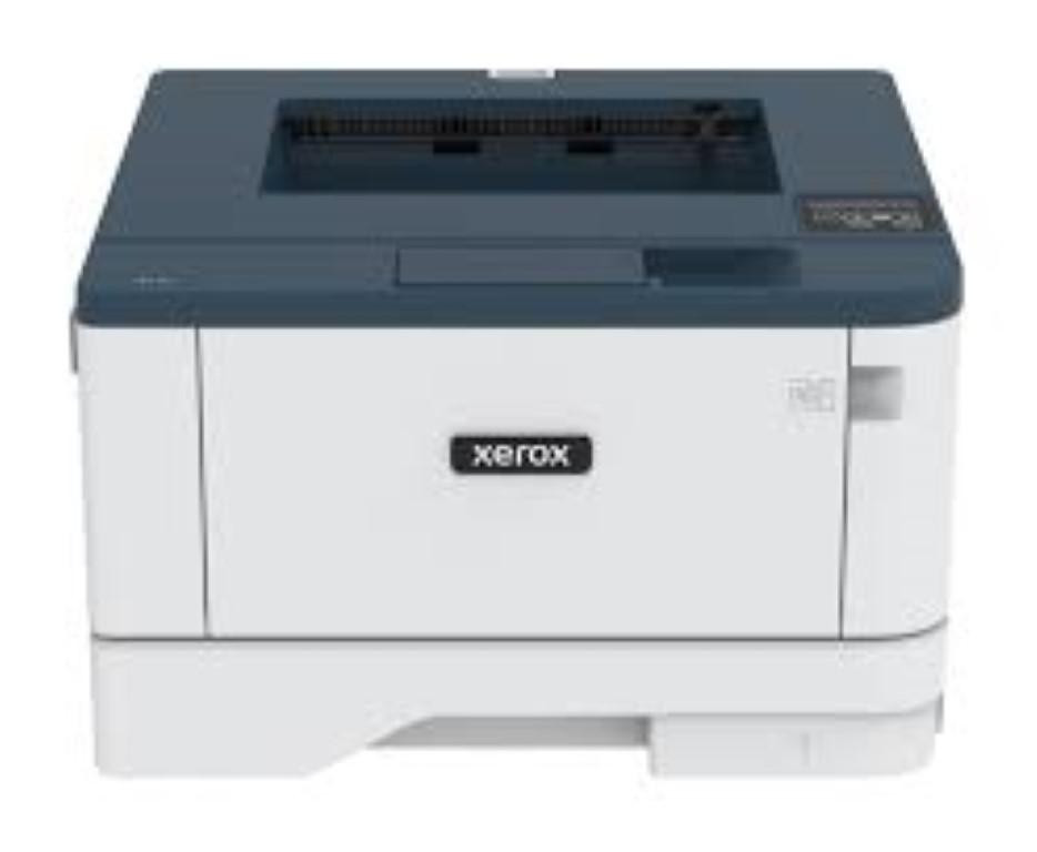 Imprimanta laser mono Xerox B310V_DNI, Dimensiune A4, Viteza 40 ppm, Rezolutie600 x 600 dpi, calitate imagine 2400, Procesor 1 GHz Dual Core, Memorie 256 MB, Limbaje imprimare PCL® 5/6, PostScript® 3, Interfata USB 2.0 de mare viteză, Ethernet 10/100 Base TX, Wireless 802.11b/g/n, Volum lunar 80000 - imaginea 1