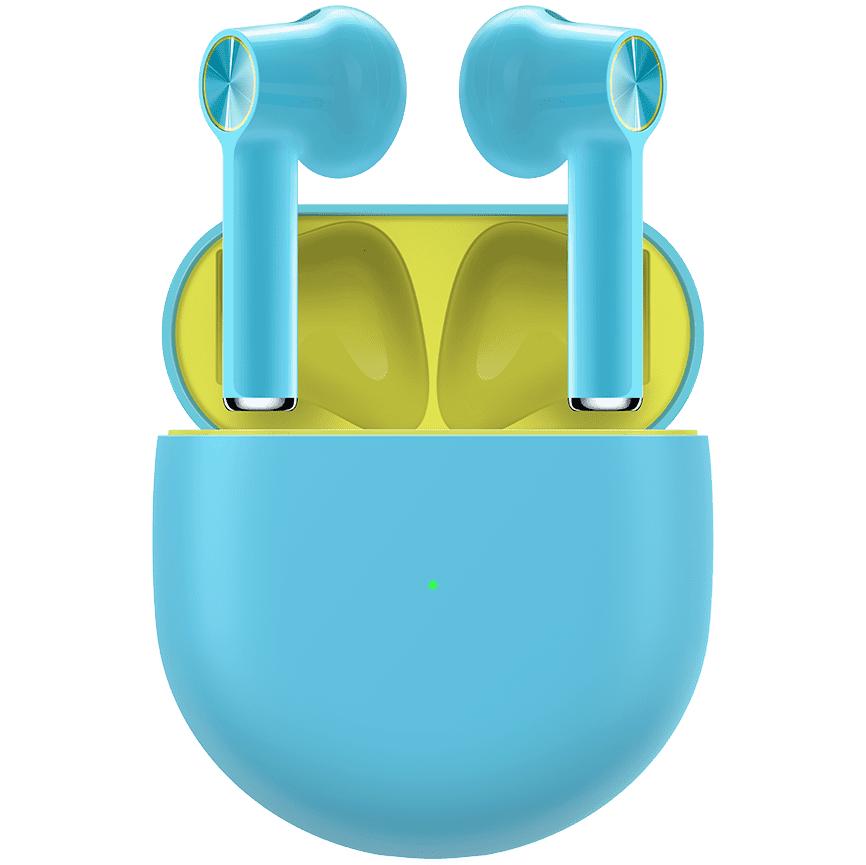 Handsfree Casti Bluetooth OnePlus Buds, SinglePoint, Nord Bleu - imaginea 4