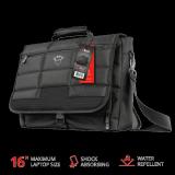 "Geanta GXT1270 Bullet Messenger Bag 15.6"" Black - imaginea 12"