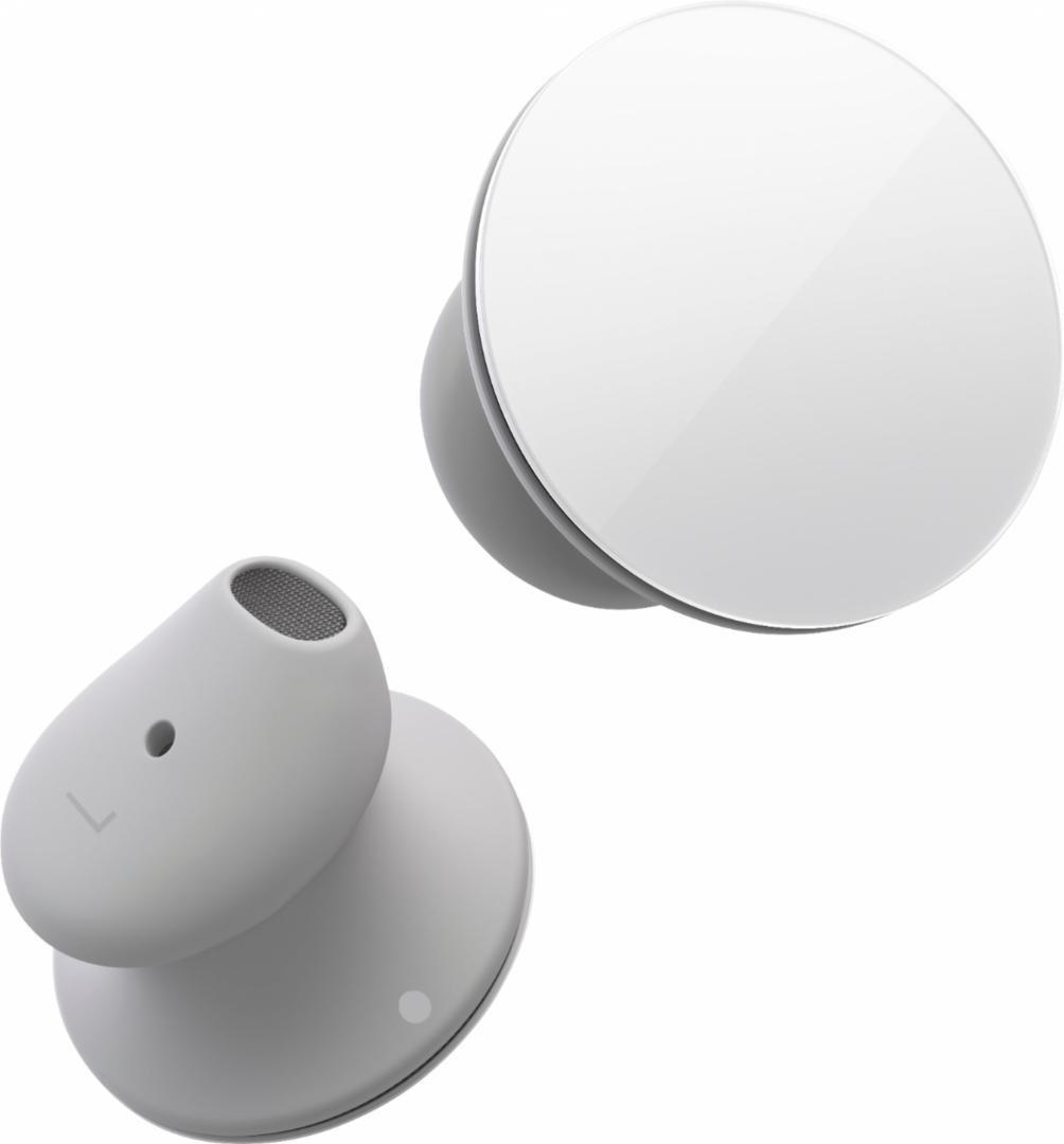 Casti Microsoft Surface Earbuds, Galcier - imaginea 1