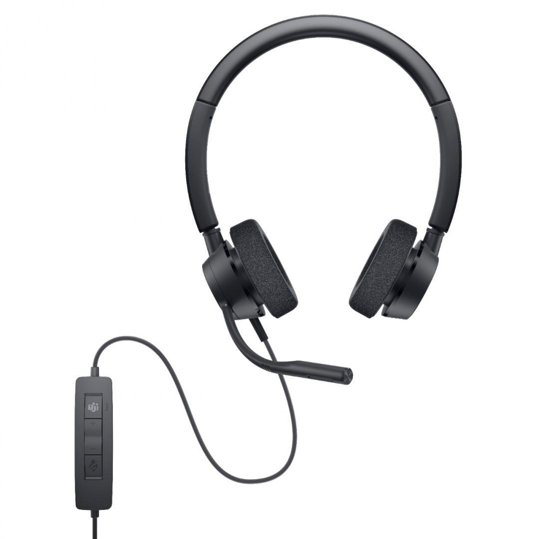 Casti Dell Pro Stereo Headset WH3022 - imaginea 1
