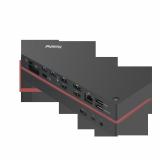 Docking Station Lenovo ThinkPad Thunderbolt 3 Workstation Dock Gen 2, Porturi: 2 x DisplayPort, 2 x HDMI, 1 x Thunderbolt 3 DownStream Port (video/data), 5 x USB 3.1 gen 2, 1 x Gigabit Ethernet, 1 x Kensington Lock Slot, 1 x 3.5 mm Stereo/Microphone Combo Port, 3 x max external monitorsMaximum - imaginea 3