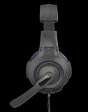Casti cu microfon Trust GXT 307B Ravu Gaming PS4, negru - imaginea 4