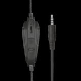 Casti cu microfon Trust GXT 307B Ravu Gaming PS4, negru - imaginea 6