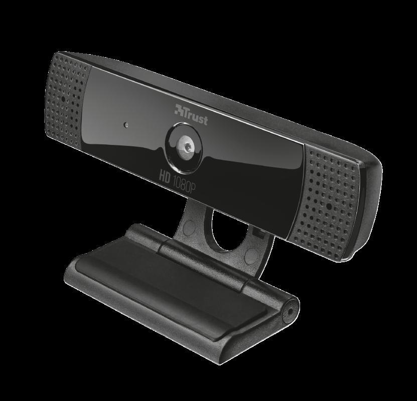 Camera WEB Trust GXT 1160 Vero Streaming Webcam - imaginea 1