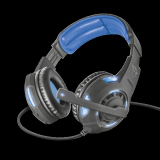Casti cu microfon GXT 350 Radius 7.1 Surround Gaming, negru - imaginea 3