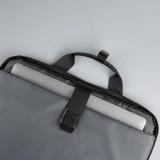 """Geanta notebook Serioux, SMART TRAVEL ST9610, dimensiuni 43 x 11 x 30 cm, rezistent la apa, compartimente multiple, compartimet laptop pana la 15.6"""", bretea spate pentru prindere troller, curea de umar ajustabila, material poliester - imaginea 5"""