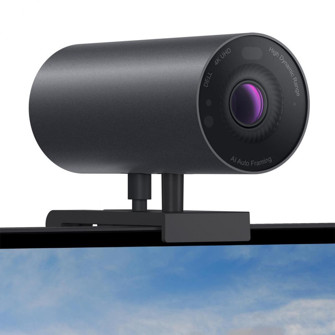 Dell Webcam 4K WB7022, Sony STARVIS™ CMOS 8.3 MP - imaginea 8