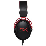 Casti cu microfon Kingston gaming, HyperX Cloud Alpha, Full size, negru - imaginea 3
