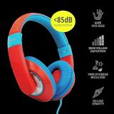 Casti cu microfon Trust Sonin Kids Headphones - red - imaginea 3