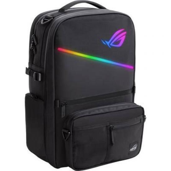 Rucsac Notebook Asus Ranger BP3703G ROG, 17, negru - imaginea 1