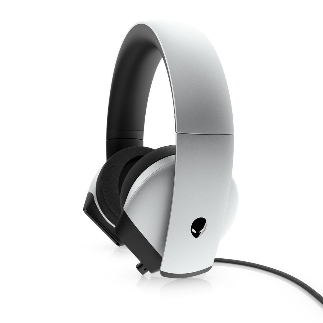 Casti Dell Headset Alienware Gaming AW510H, lunar light - imaginea 3