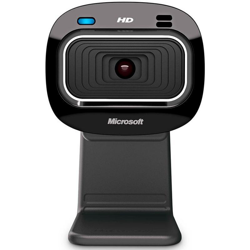 WebCam PC Microsoft LifeCam HD-3000 HD negru - imaginea 4