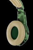 Casti cu microfon Trust GXT 310C Radius Gaming Headset, jungle camo - imaginea 7