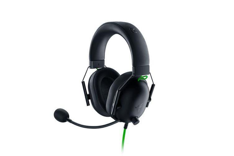 Casti cu microfon Razer BlackShark V2 X - Wired Gaming, negru - imaginea 2