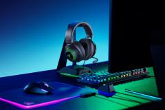 Casti cu microfon Razer Kraken Ultimate, 7.1 Surround Sound, negru - imaginea 3