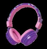Casti cu microfon Trust Comi, Wireless Kids, purple - imaginea 5