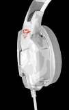 Casti cu microfon Trust GXT 322W Carus Gaming Headset, snow camo - imaginea 5