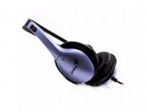 Casti Genius HS-04S, negru/albastru - imaginea 2