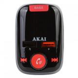 Modulator FM Akai BT FMT-74BT BLUETOOTH HANDSFREE CAR KIT FM TRANSMITTER AKAI FMT-74BT - imaginea 2