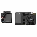 Docking Station Lenovo ThinkPad Thunderbolt 3 Workstation Dock Gen 2, Porturi: 2 x DisplayPort, 2 x HDMI, 1 x Thunderbolt 3 DownStream Port (video/data), 5 x USB 3.1 gen 2, 1 x Gigabit Ethernet, 1 x Kensington Lock Slot, 1 x 3.5 mm Stereo/Microphone Combo Port, 3 x max external monitorsMaximum - imaginea 5