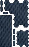 Razer Universal Grip Tape Black - imaginea 3