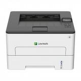 Imprimanta laser mono Lexmark B2236dw, Dimensiune: A4, Viteza: 36 ppm, Rezolutie: 1200 dpi, Procesor: 1.0 GHz, Memorie: 256 MB, Alimentare cu hartie: 250 coli, Duplex, Limbaje de printare: PCL 5e Emulation, PCL 6 Emulation, display LCD 2 linii, Volum LUNAR maxim de printare: 30000 de pagini - imaginea 2
