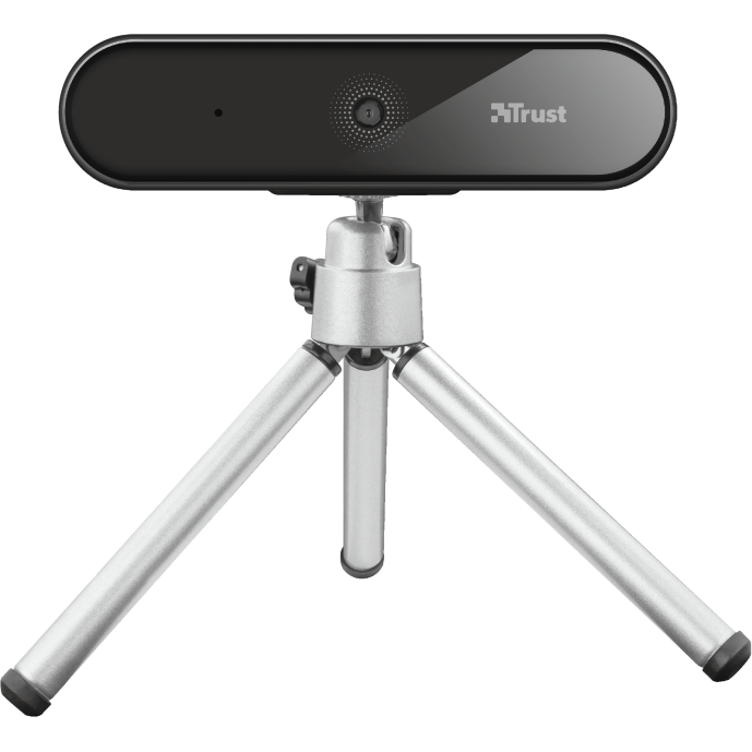 Camera WEB Trust Tyro Full HD Webcam - imaginea 4