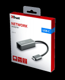 Adaptor Trust Dalyx USB-C to Ethernet Adapter - imaginea 10