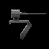 Camera Web Lenovo 500 FHD, Wired, Power Input 5 V, 900 mA, 107 x 63 x 50.4mm, 123 g w/o USB Cable, Black - imaginea 5