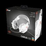 Casti cu microfon Trust GXT 322W Carus Gaming Headset, snow camo - imaginea 11